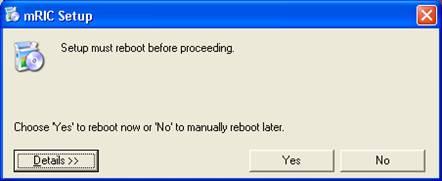 Cài đặt phần mềm bước 6.1