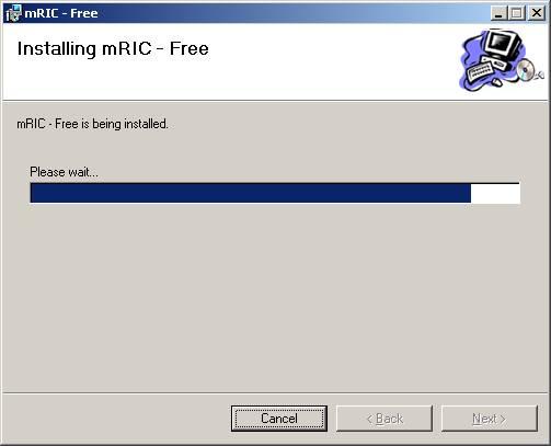 Cài đặt phần mềm bước 8.1